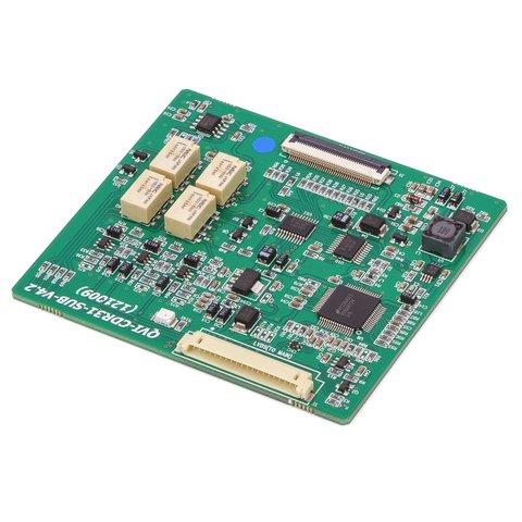 Коммутационная плата для видеоинтерфейса для Porsche 2010– с головным устройством CDR 3.1