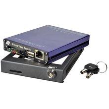 Автомобильный видеорегистратор на 4 камеры SDVR004 - Краткое описание