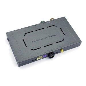 Adaptador inalámbrico de CarPlay y Android Auto para Porsche con PCM3.0