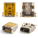 Charge Connector Dopod P860; HTC P3300, P3650 Touch Cruise, Polaris 100, Polaris P33300, T8282 Touch HD, (11 pin)