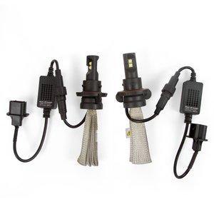 Car LED Headlamp Kit UP-5HL-H13W-CR-3000Lm (H13, 3000 lm, cold white)