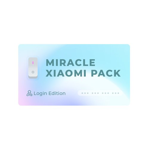 Miracle Xiaomi Tool Pack (Login Edition)