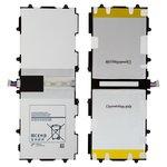 Batería T4500E puede usarse con Samsung P5200 Galaxy Tab3, Li-ion, 3.8 V, 6800 mAh