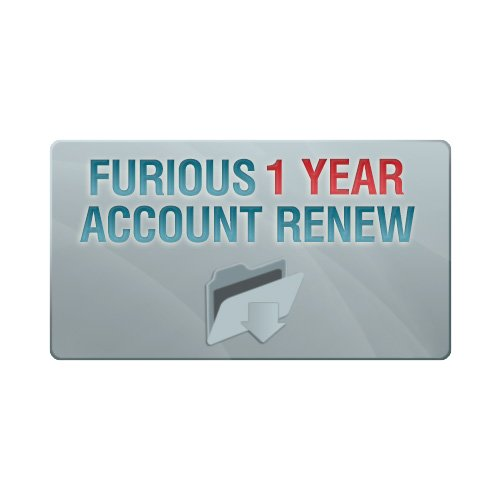 Renovación de acceso al servidor Furious Gold por 1 año