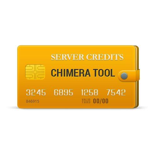Créditos del servidor Chimera Tool