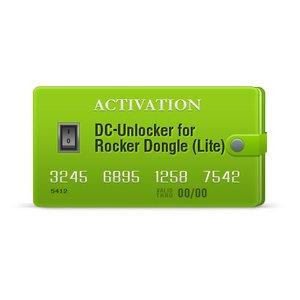 DC-Unlocker - Активация для Rocker Dongle (Лайт)