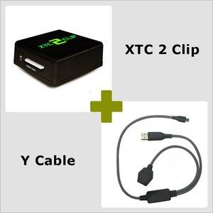 XTC 2 Clip и Y-кабель для программатора XTC 2 Clip