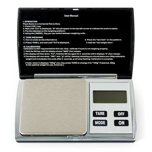 Карманные электронные весы Hanke YF-W5 (300 г/0,05 г)