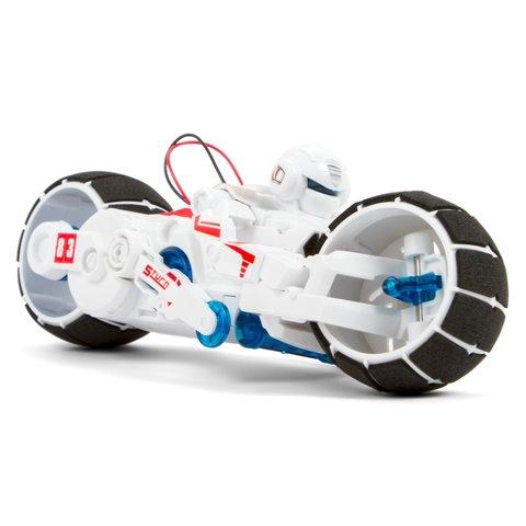Конструктор CIC 21-753 Робот-мотоцикл на энергии соленой воды