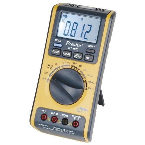 Цифровий мультиметр Pro'sKit MT 1620