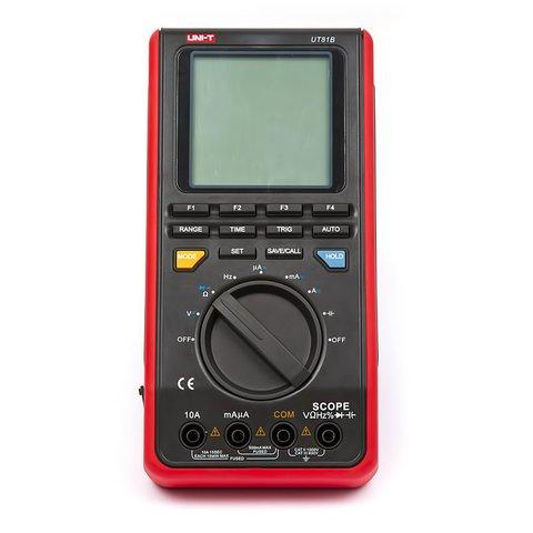 Цифровий осцилограф мультиметр UNI T UTM 181B UT81B