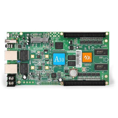 Контролер LED дисплея Huidu HD A30 1024×512, з Wi Fi модулем