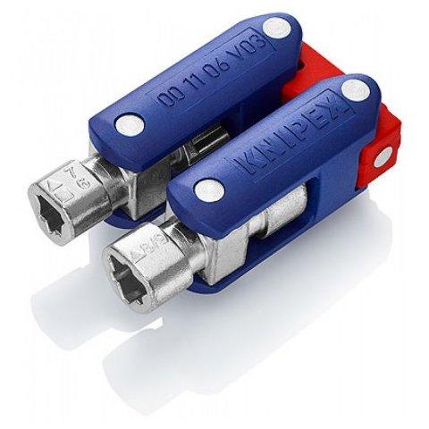 "Ключ для електрошаф ""DoubleJoint"" KNIPEX 00 11 06 V03"