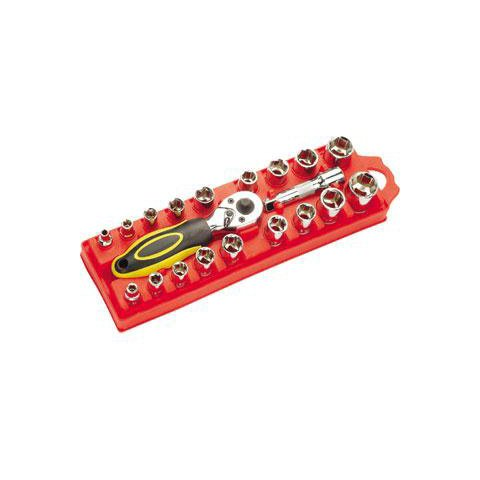 Набір торцевих гайкових ключів з тріскачкою Pro'sKit SD 2306M